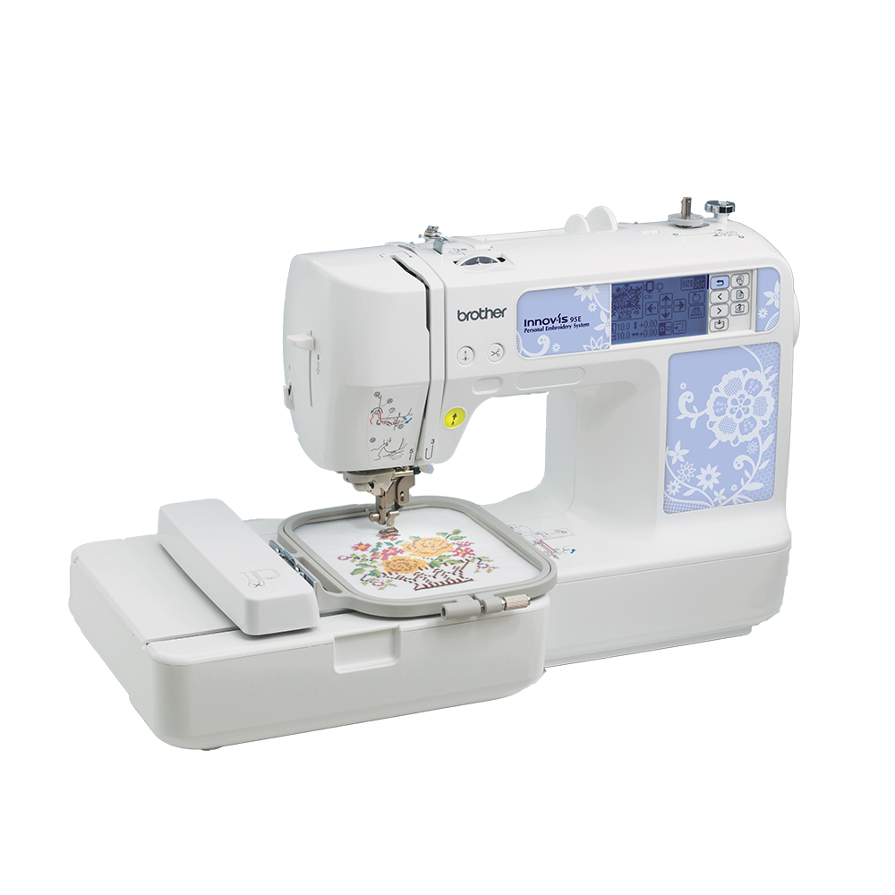 Brother Innovis Nv95e Embroidery Machine East Coast Radio Online Shop