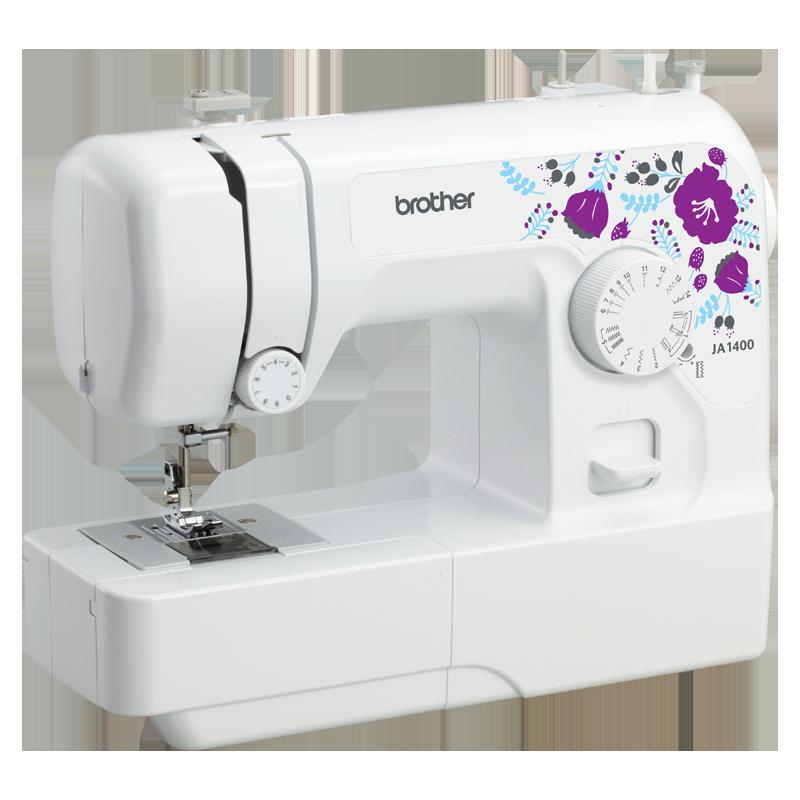 Brother JA40 Basic Multi Purpose Sewing Machine Purple East Unique Brother Basic Sewing Machine