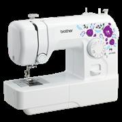 Brother JA1400 Basic Multi Purpose Sewing Machine (Purple)